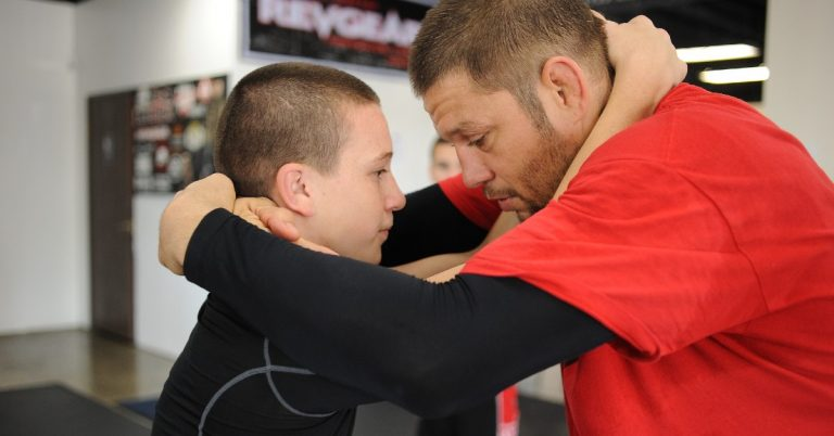 MMA for Kids: Everything You Need to Know