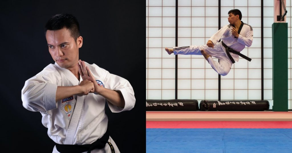 What Is the Difference Between Karate and Taekwondo?