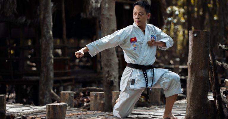 What Are the Basic Steps (Moves) of Karate?