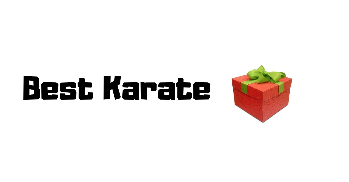 20 Amazing Karate Gifts for Any Occasion