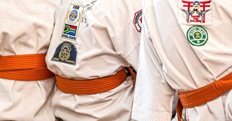 Karate Gi for Overweight