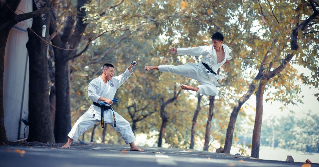 What Is Karate Point Fighting? Everything You Need to Know