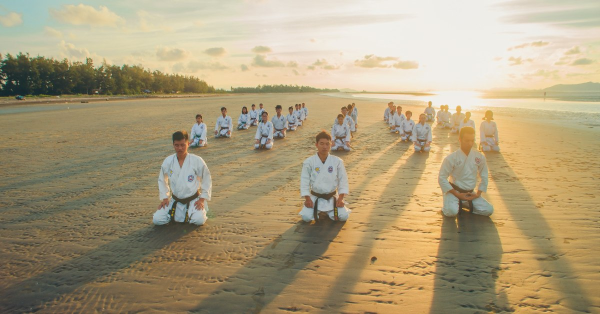 Karate Etiquette: Everything You Need to Know