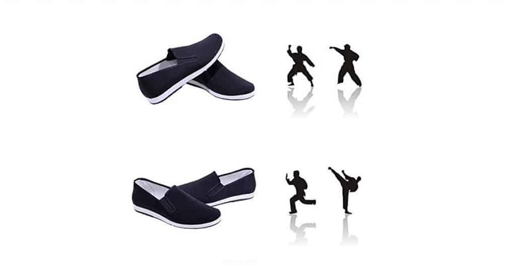 APIKA Traditional Kung Fu Shoes