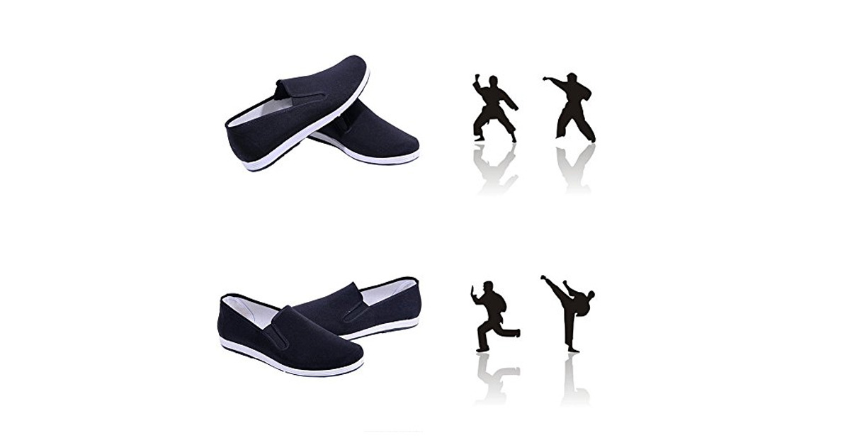 APIKA Traditional Kung Fu Shoes