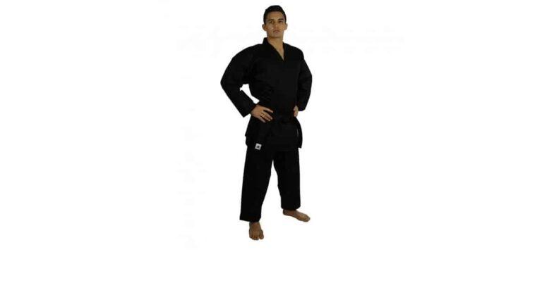 All Black Open Martial Arts Uniform Review [2021]