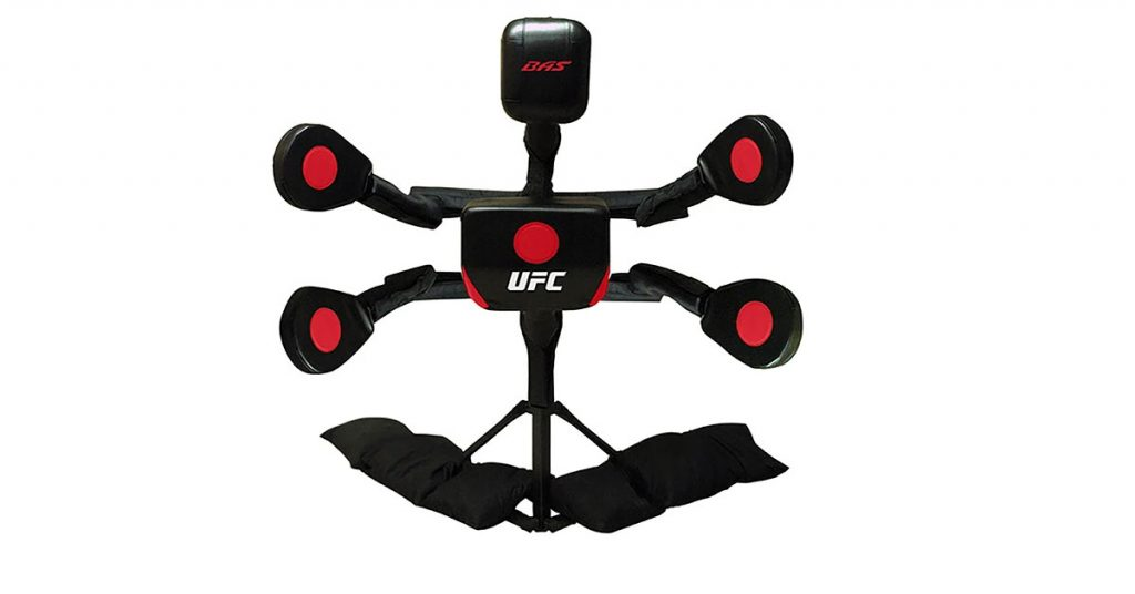 BAS UFC Body Action System Review