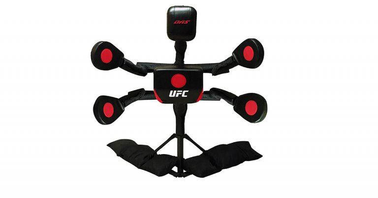 BAS UFC Body Action System Review [2021]