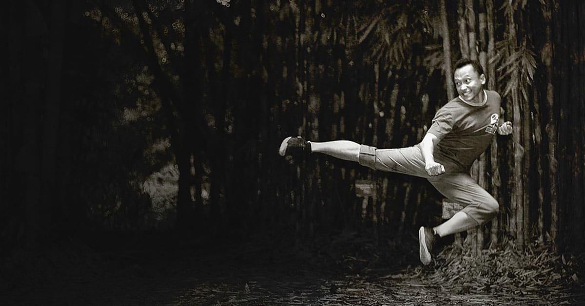 Can I Teach Myself Taekwondo