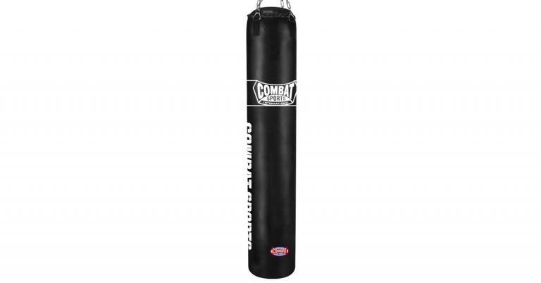 Combat Sports 100-pound Muay Thai Punching Heavy Bag Review [2021]