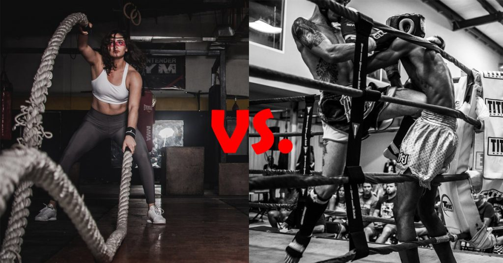 Crossfit vs. Kickboxing: Which One Is Better?