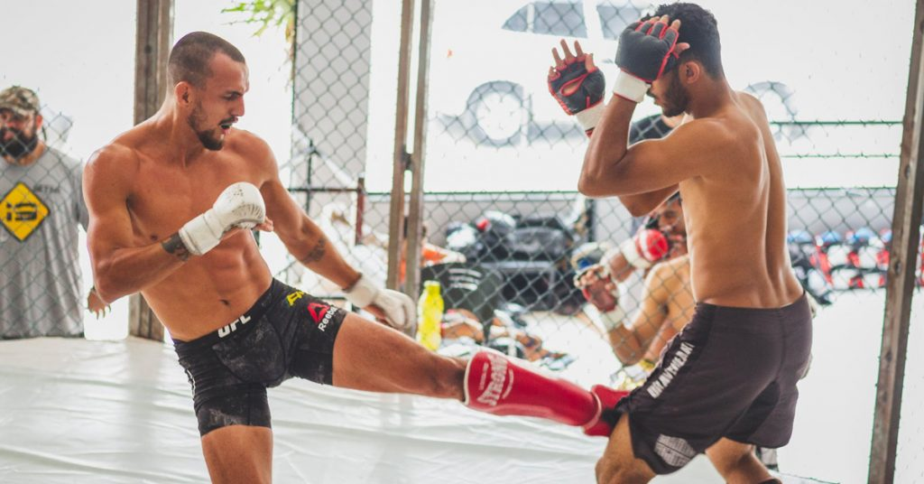 How Much do Kickboxers Get Paid?