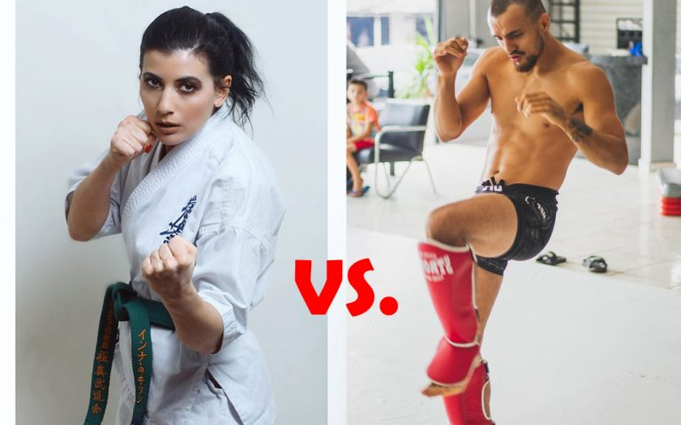 Karate vs Kickboxing: Which Is Better?