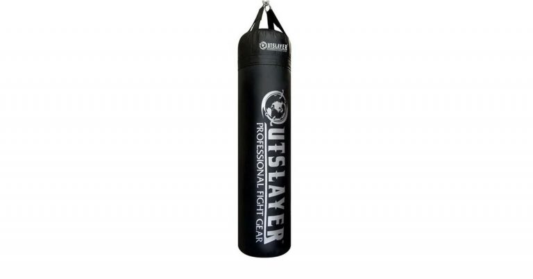 Outslayer Filled Heavy Bag 100-Pound Review [2021]