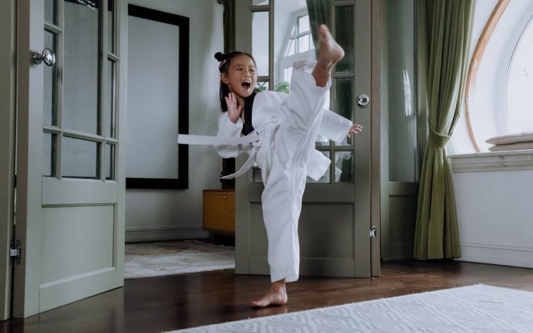 Taekwondo for Toddlers: Read This First!