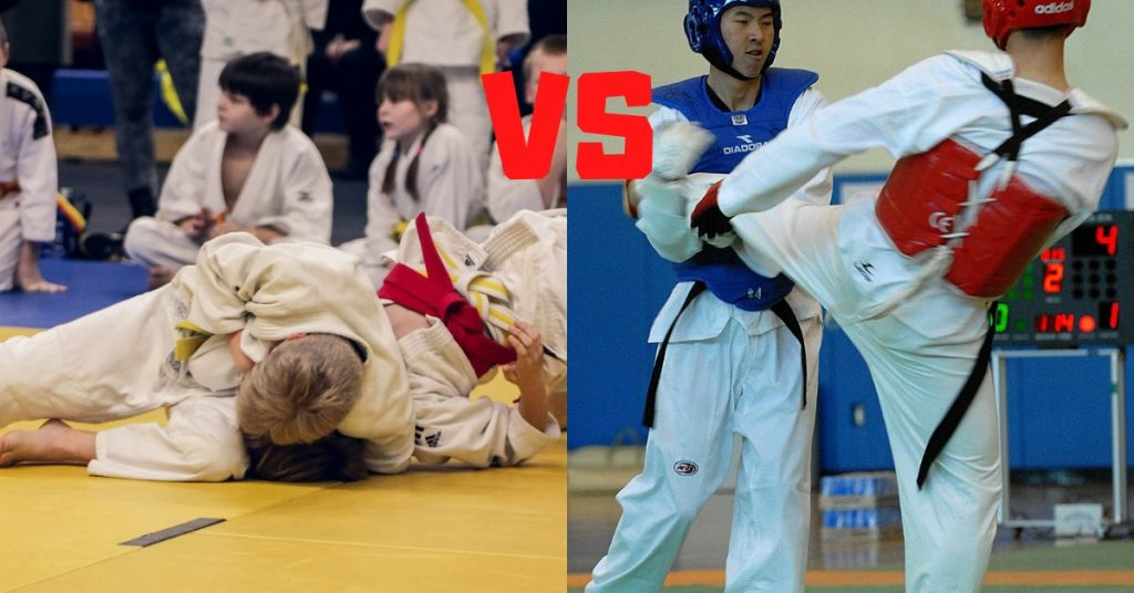 Judo vs Taekwondo: What Is the Difference?