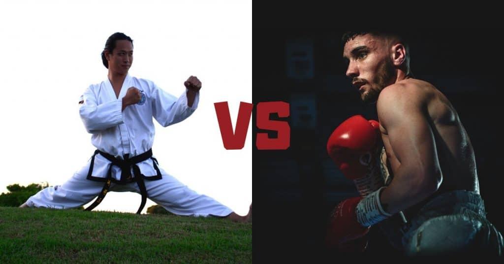Taekwondo vs Boxing Differences