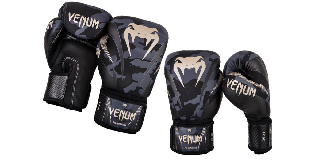 Venum Impact Sparring Gloves Review