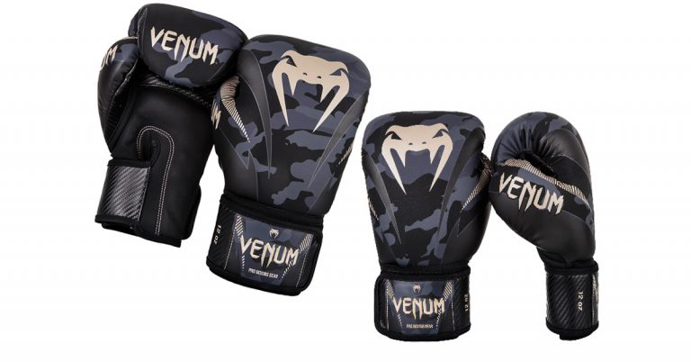 Venum Impact Sparring Gloves Review [2021]