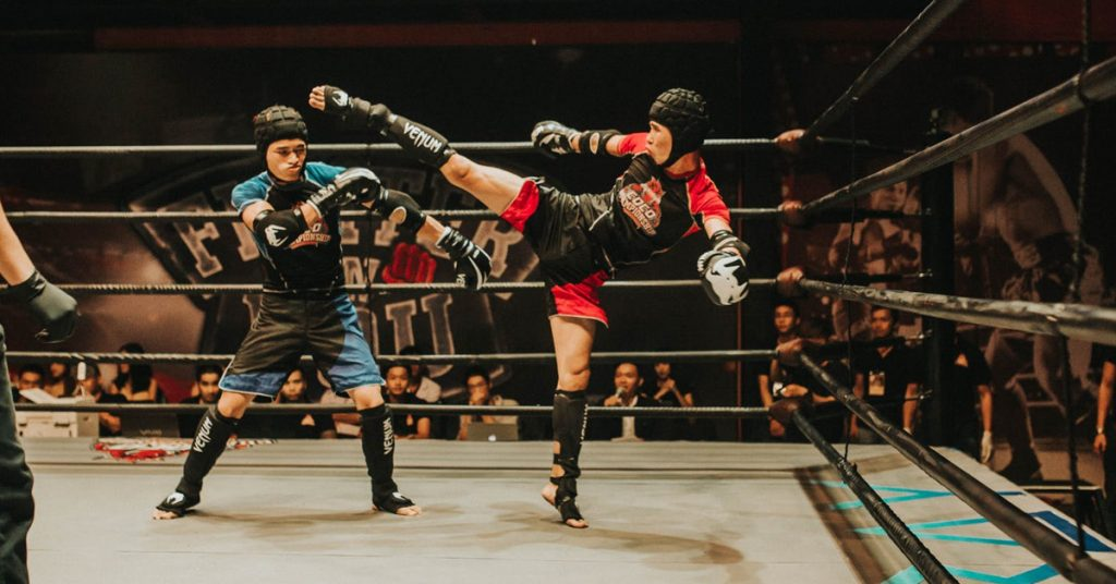 What Muscles Are Used in Kickboxing?