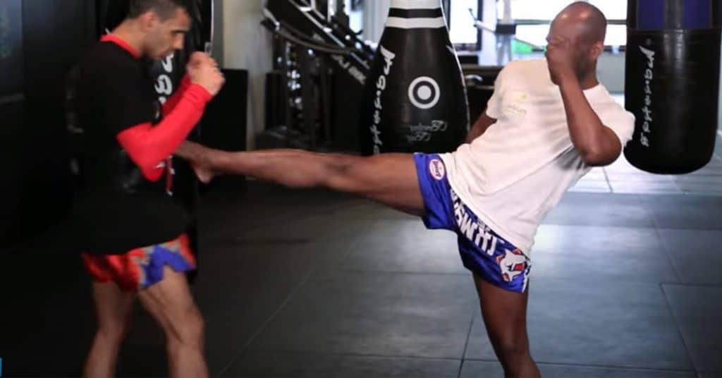 Can You Push in Taekwondo?