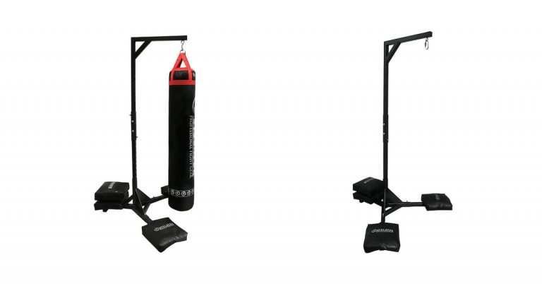Best Heavy Bag Stands [2021]