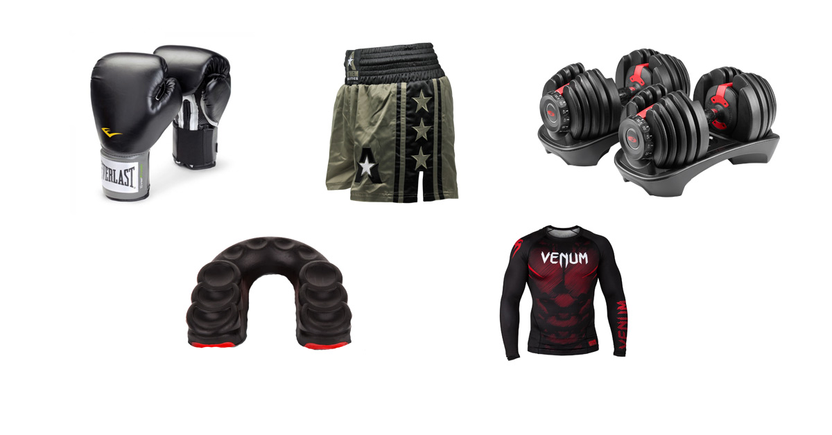 Best Kickboxing Gifts