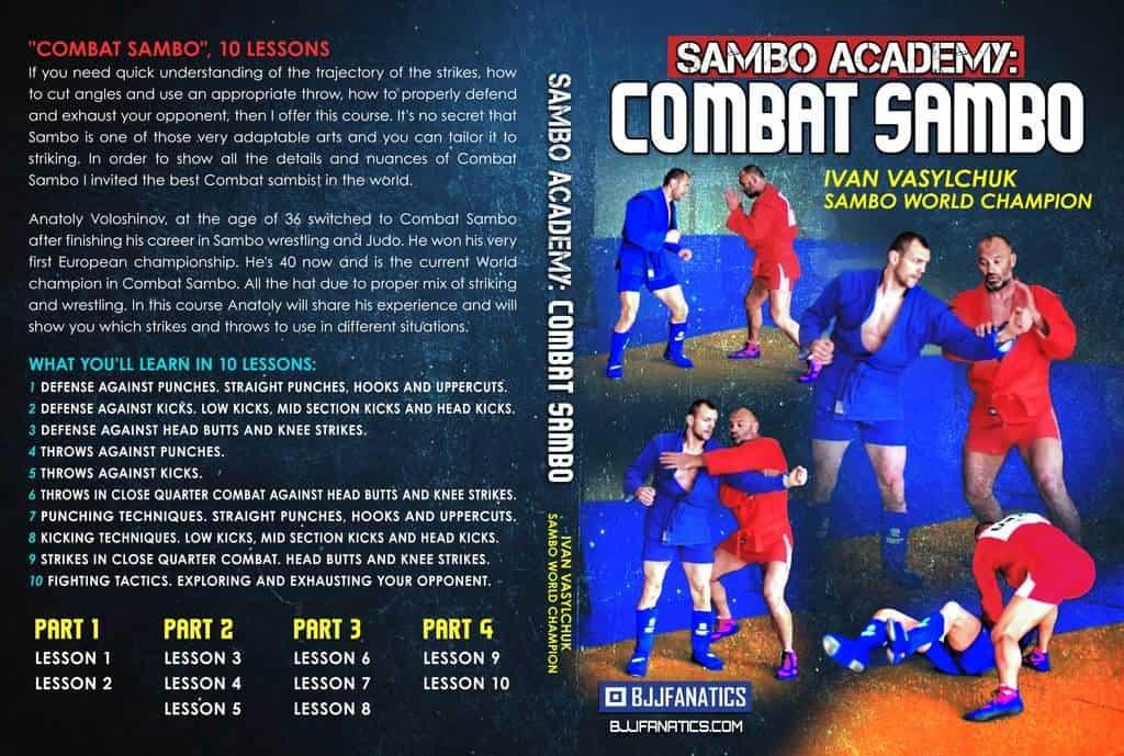 combat sambo course