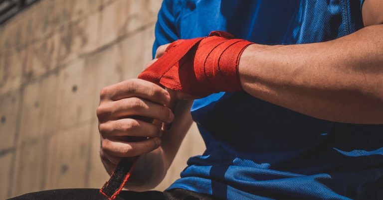 Best Kickboxing Hand Wraps