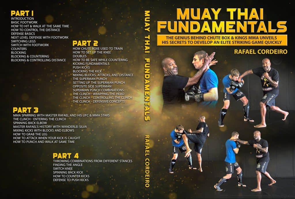 muay thai course
