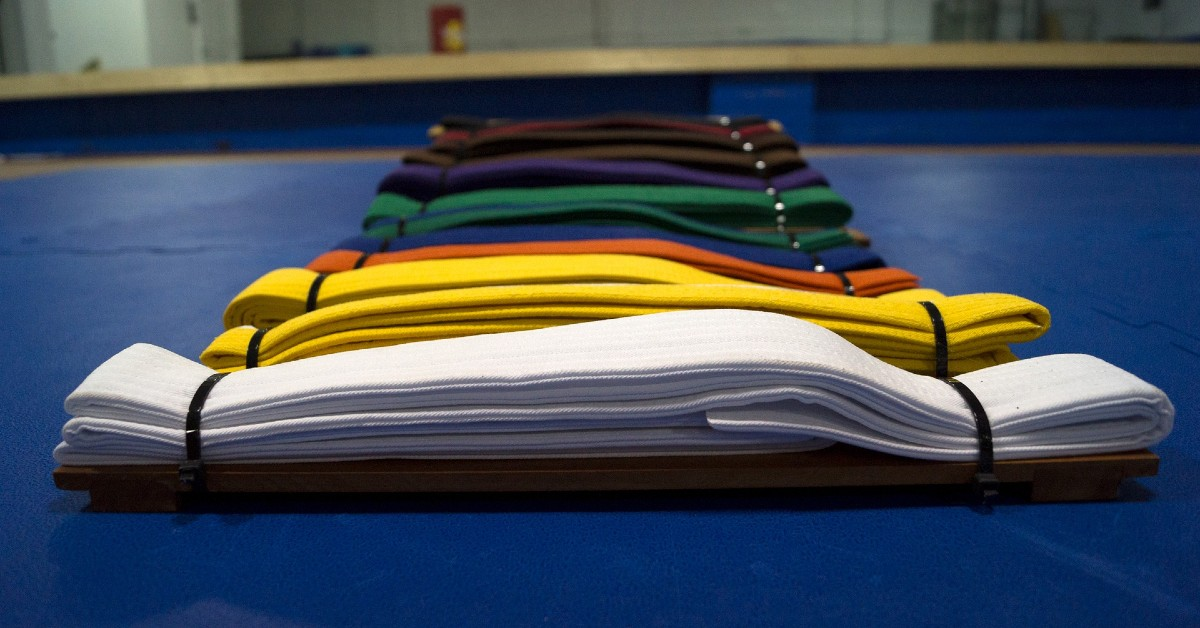 Martial Arts Belts: Everything You Need to Know