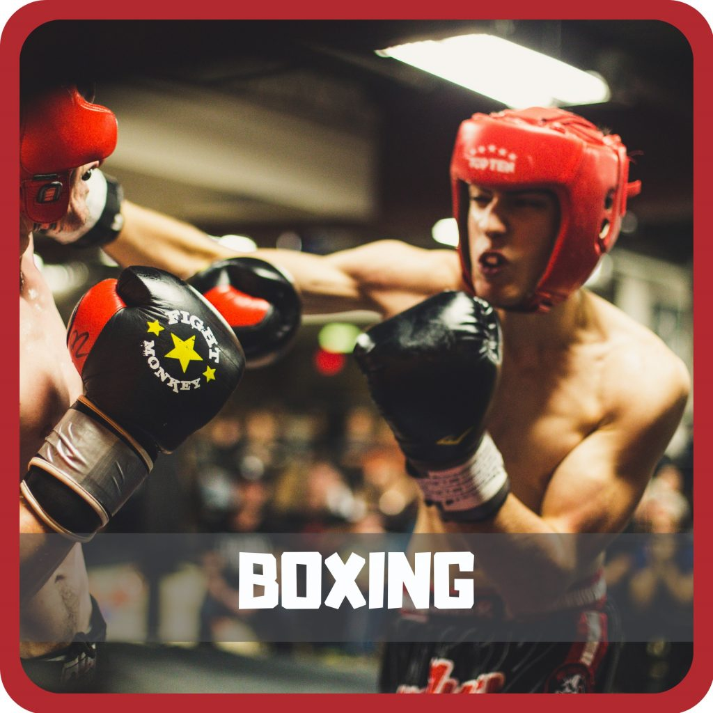 home boxing