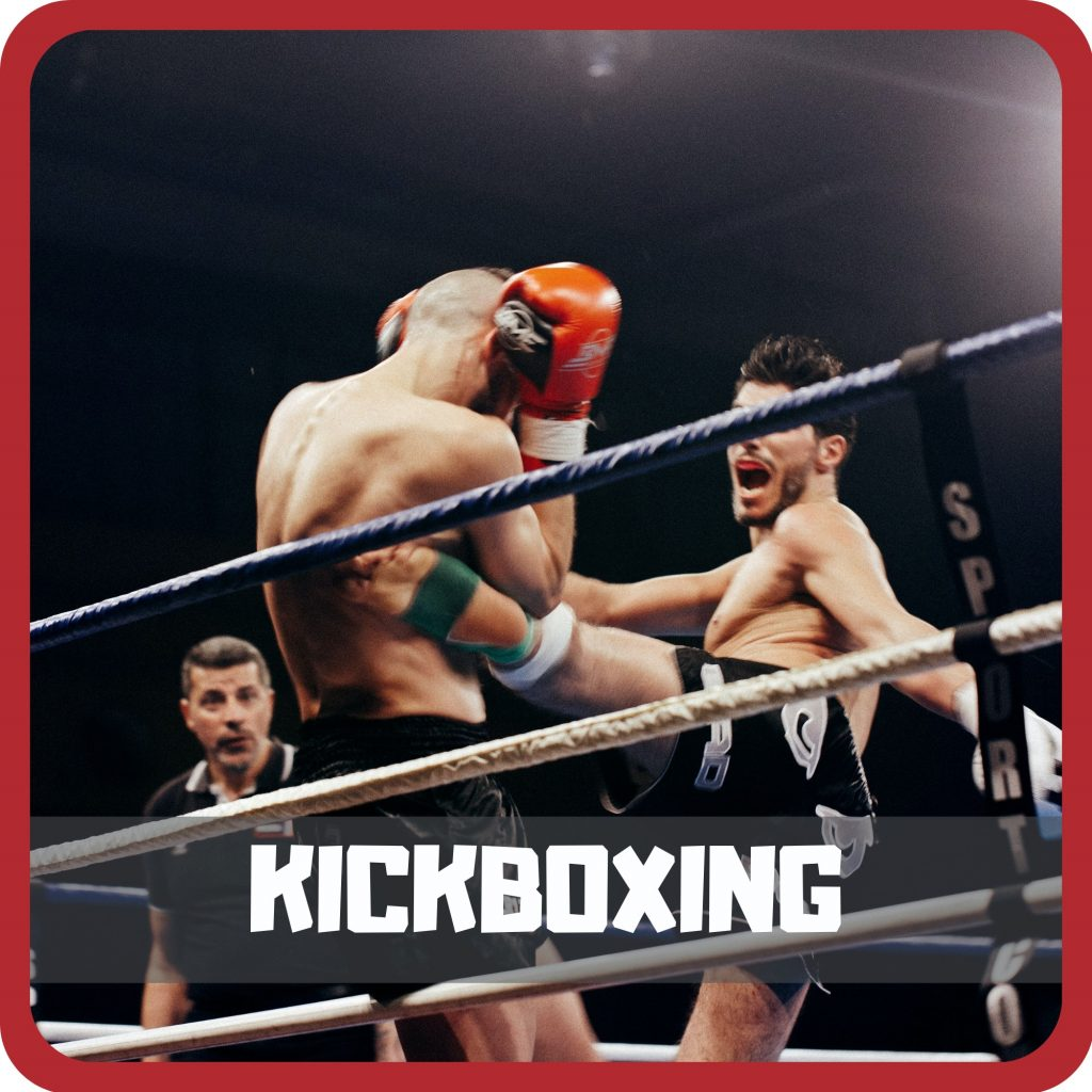 home kicboxing