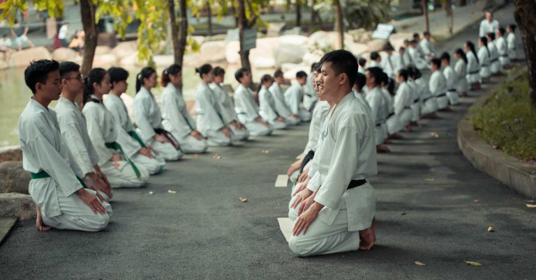 Martial Arts & Meditation: A recipe for both physical and mental wellness success?