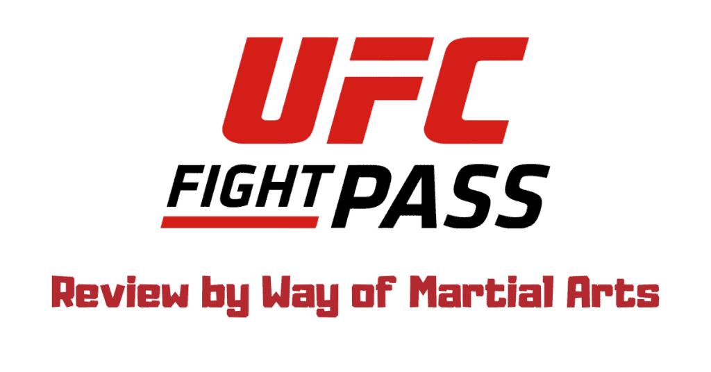 ufc fight pass review